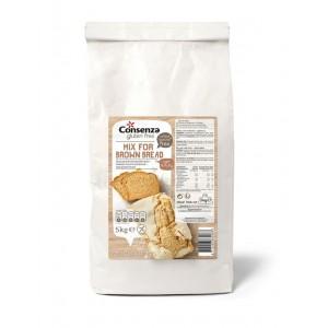 Meel voor Bruin Brood 5 kilogram
