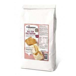 Meel voor Luxe Meergranen Brood 5 kilogram