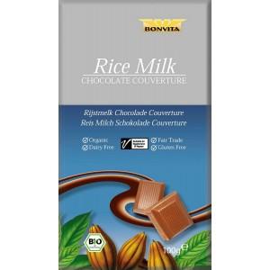 Rijstmelk Chocolade Couverture