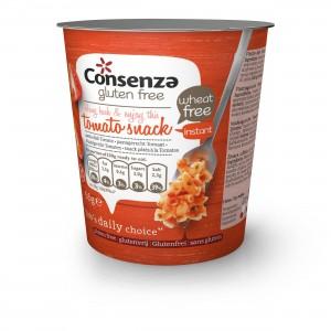 Instant pasta met Tomaat