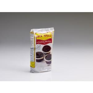 Muffinmix 202 , chocolade