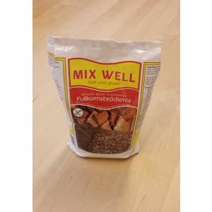 Volkorenbroodmix 304, van nature glutenvrij en lactosevrij