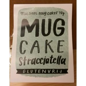 Mugcake Straciatella
