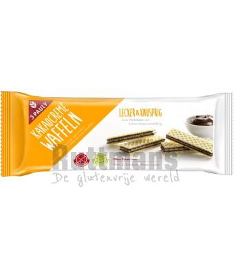 Kakao Creme Waffeln