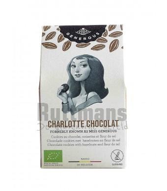 Zandkoekje chocolade