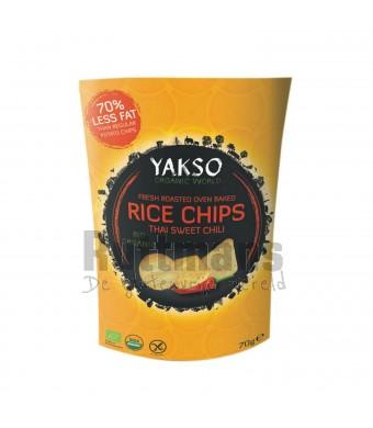 Ricechips sweet chili