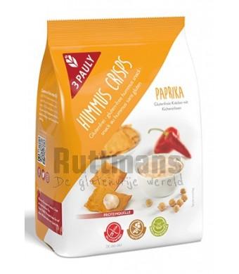 Hummus Crisps - Paprika