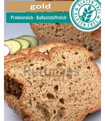 Broodmix met Lijnzaad - Koolhydraatarm