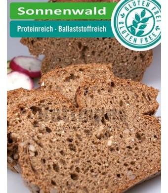 Broodmixmet Zonnebloempitten - Koolhydraatarm