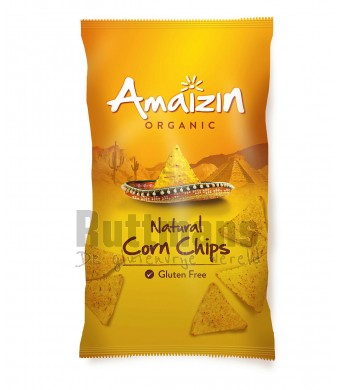 Corn chips naturel