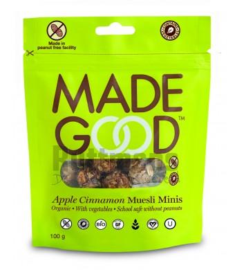 Apple Cinnamon Granola Mini's