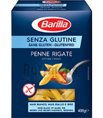 bestel glutenvrije penne van Barilla via ruttmans.nl