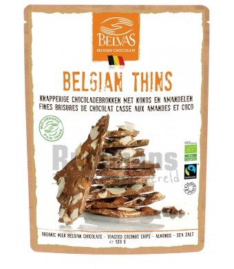 Belgian Thins - melk