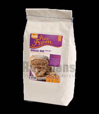 Broodmix Vezelrijk 5 kilogram