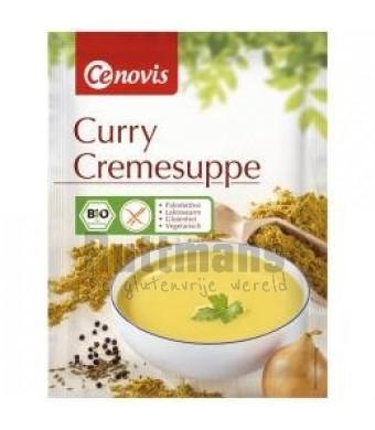 Curry Crèmesoep