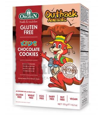Outback Dieren - Chocoladekoekjes