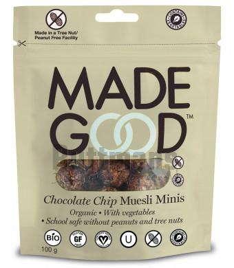 Chocolate Chip Granola Mini's