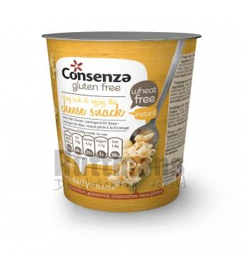 Instant pasta met Kaas