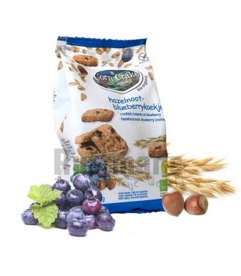Hazelnoot-blueberrykoekjes