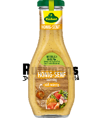 Honing-Mosterd Dressing