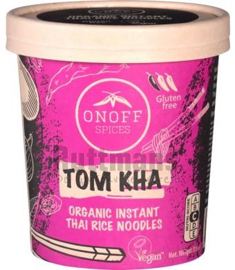 Instant Noodles soup Tom Kha