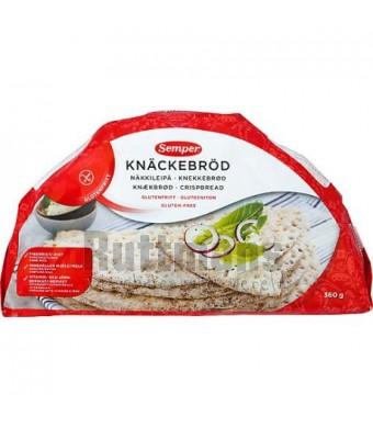 Knäckebröd - traditioneel