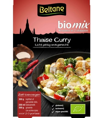 Kruidenmix Thaise Curry