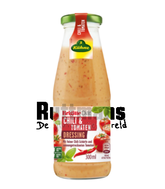 Chili & Tomaten dressing