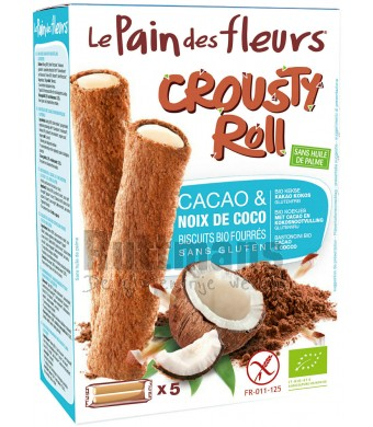 Crousty roll cacao&coco