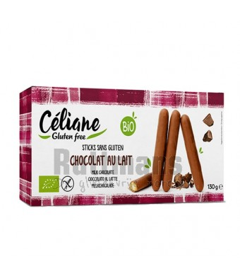 Melkchocolade sticks