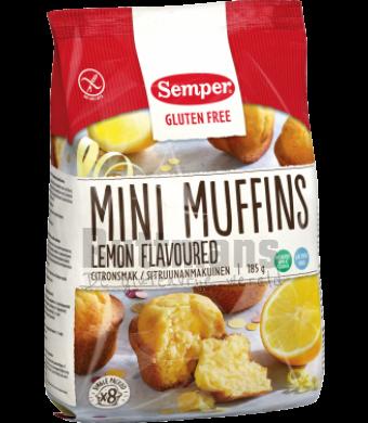 Mini Muffins met Citroensmaak