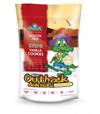 Outback dieren - Multipack mini-vanillekoekjes