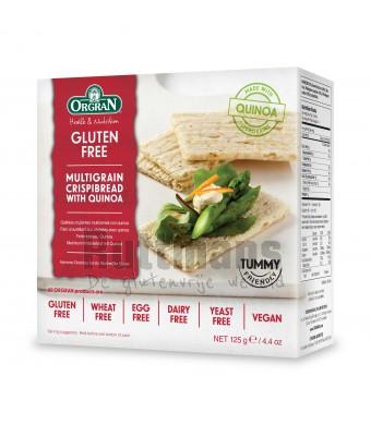 Meergranen Cracottes met Quinoa