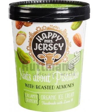 Nuts about pistachio ijs