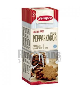Pepparkakor - Zweeds speculaasje