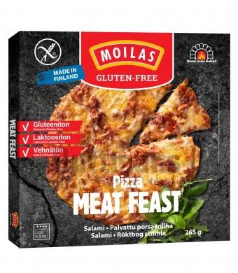 Pizza Meat Feast (diepvries)