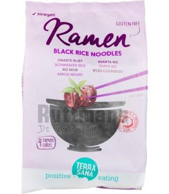 Ramen – zwarte rijst