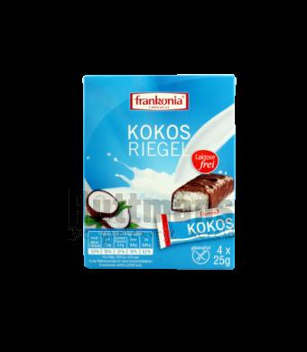 Kokos-chocoladereep