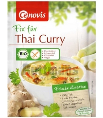 Mix voor Thai Curry