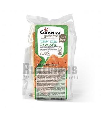 Tomaat-Basilicum Crackers