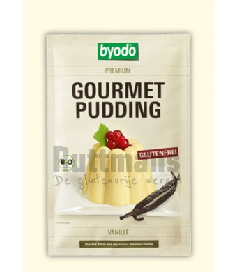 Gourmet Pudding - Vanille