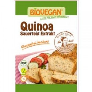 Quinoa, zuurdesemextract