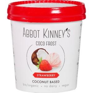 Aardbei-ijs,1-persoons (diepvries)