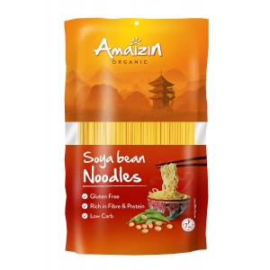 Sojabonen noodles