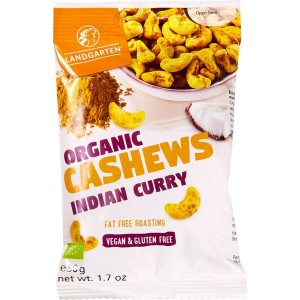 Cashewnoten - Indian curry