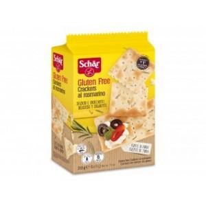 Crackers met Rozemarijn