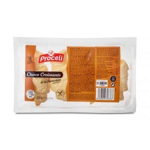Chocolade Croissants 4 stuks