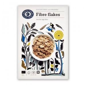 Fibre Flakes, ecologisch