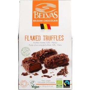Flaked truffels