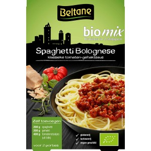 Kruidenmix Macaroni - Spaghetti Bolognese